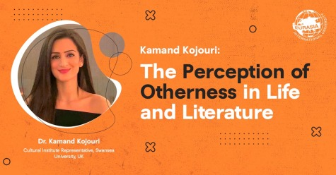 Kamand Kojouri - Eurasia International University Armenia